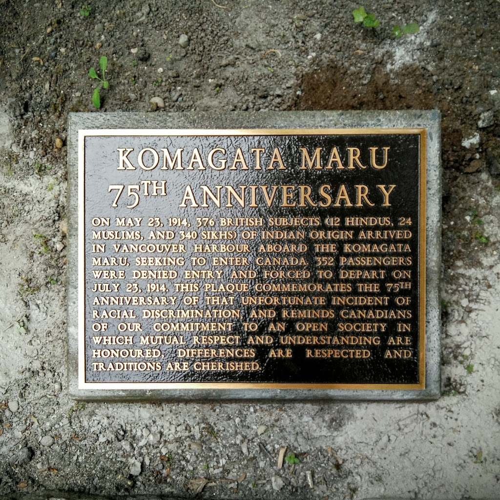 Komagata Maru 75th anniversary On May 23, 1914, 376 British subjects (12 Hindus, 23 Muslims, and 340 Sikhs) of Indian origin arrived in Vancouver Harbour aboard the Komagata Maru, seeking to enter ...