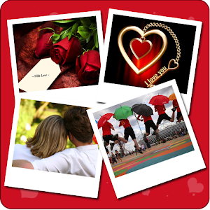 Valentine Day 2016 Photo Frame