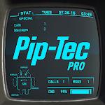 Pip-Tec Blue Icons & Live Wall Icon
