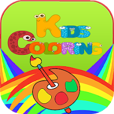 coloring kids-coloring game