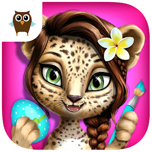 Jungle Animal Hair Salon 2 Online PC (Windows / MAC)
