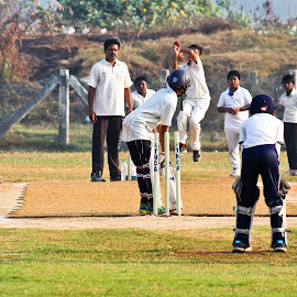 game on by Venkat Krish - Sports & Fitness Cricket ( #chennai, #sports, #cricket, #game, #boys )