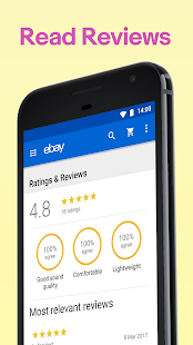 App eBay - Buy, Sell & Save Money. Deals & Discounts APK for Windows Phone