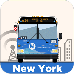 NYC Bus Time - New York Bus Tracker For PC / Windows 7/8/10 / Mac – Free Download