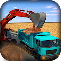 Loader Crane & Hill Truck Dump APK for Bluestacks