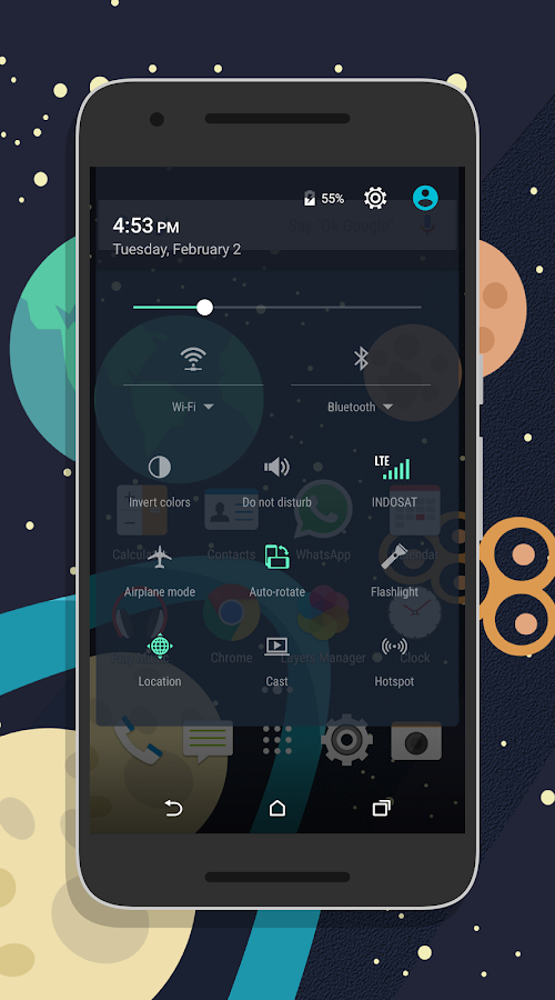 [Substratum] SenseUI Remix Screenshot 7