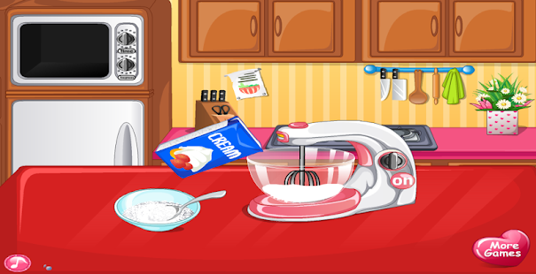 Cake Maker - Cooking games APK for Kindle Fire