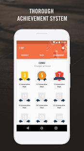 7 FIT - 7 Minuten Workout android apps download