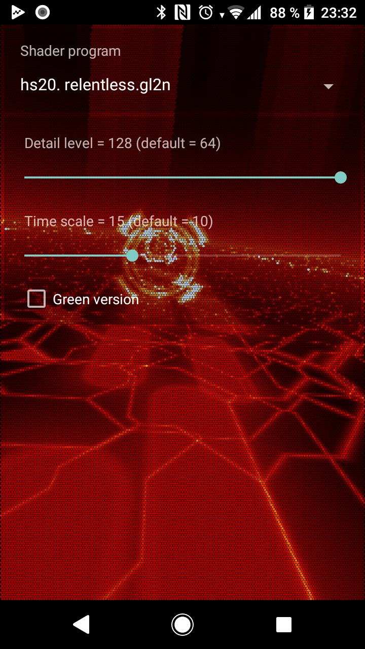 HexShaders Premium Screenshot 7