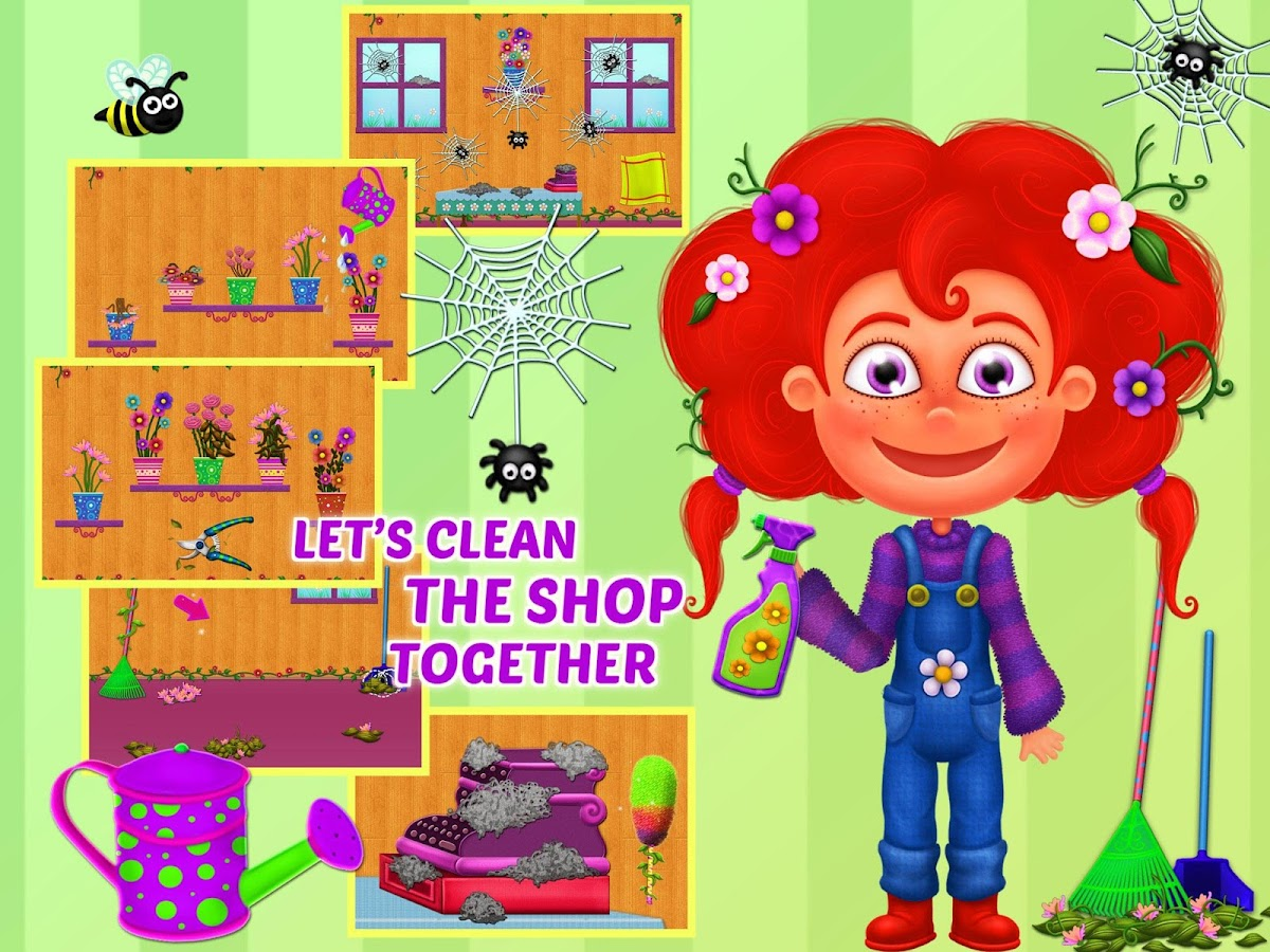 Daisy's Flower Shop FULL Screenshot 7