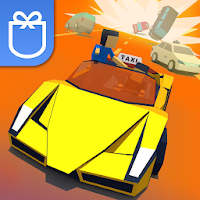 Crazy Traffic Taxi For PC (Windows And Mac)