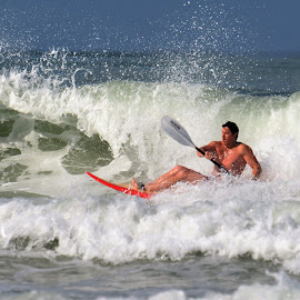 Cano ing by Renette van der Merwe - Sports & Fitness Surfing