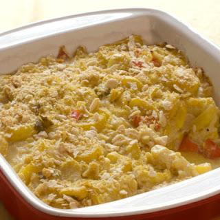 Summer Squash Potato Casserole Recipes