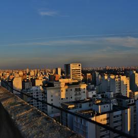 Sao Paulo south zone SP - Brazil by Marcello Toldi - City,  Street & Park  Vistas