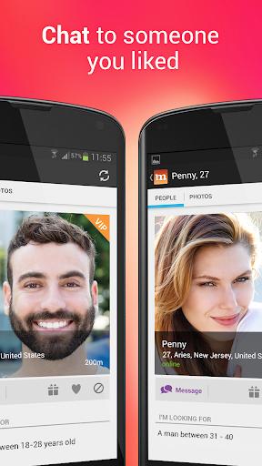 Dating online for free - Mamba screenshot 12