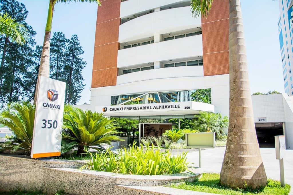 Andar Corporativo para alugar, 2646 m² por R$ 145.530/mês - Alphaville - Barueri/SP