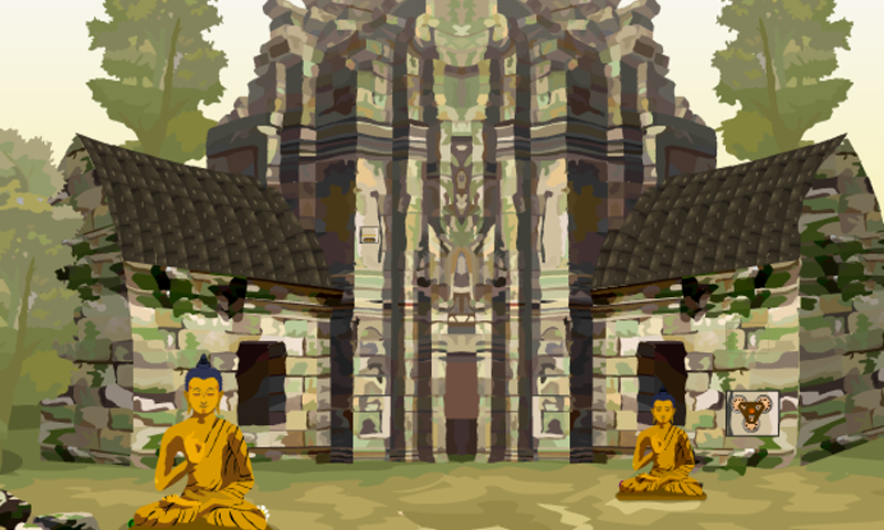 android Escape From Statue Palace Screenshot 1
