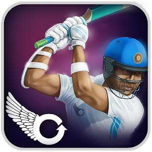 GodSpeed Cricket League: the best passive multiplayer cricket on play store! APK Icon