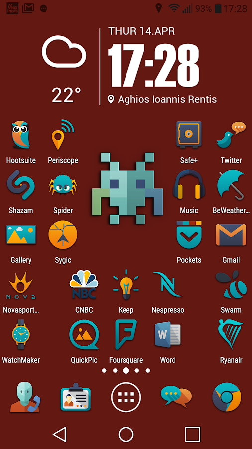 Plexis Icon Pack Screenshot 2