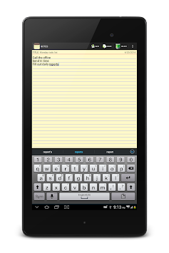 NOTES APK screenshot thumbnail 18