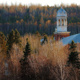 Church  by Gilman Michaud - Buildings & Architecture Places of Worship