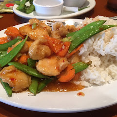 Spicy Pei Wei Stir Fry!