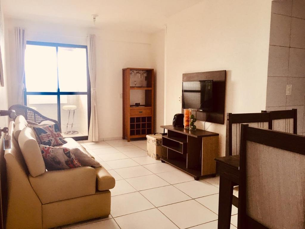 Apartamento com 2 dormitórios para alugar, 58 m² por R$ 1.020,00/mês - Bessa - João Pessoa/PB