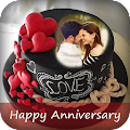 Name Photo On Anniversary Cake APK for Ubuntu