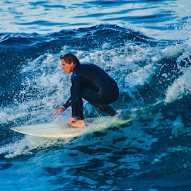 Surfing8 by Mark Holden - Sports & Fitness Surfing