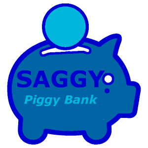 Saggy - Piggy Bank