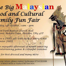 The Big Malaysian Food and Cultural Family Fun Fair