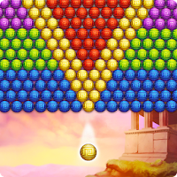 Hercules Pop Bubble Shooter For PC (Windows And Mac)