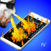 Game Fire Screen APK for Kindle