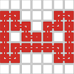 One Way Puzzle Icon