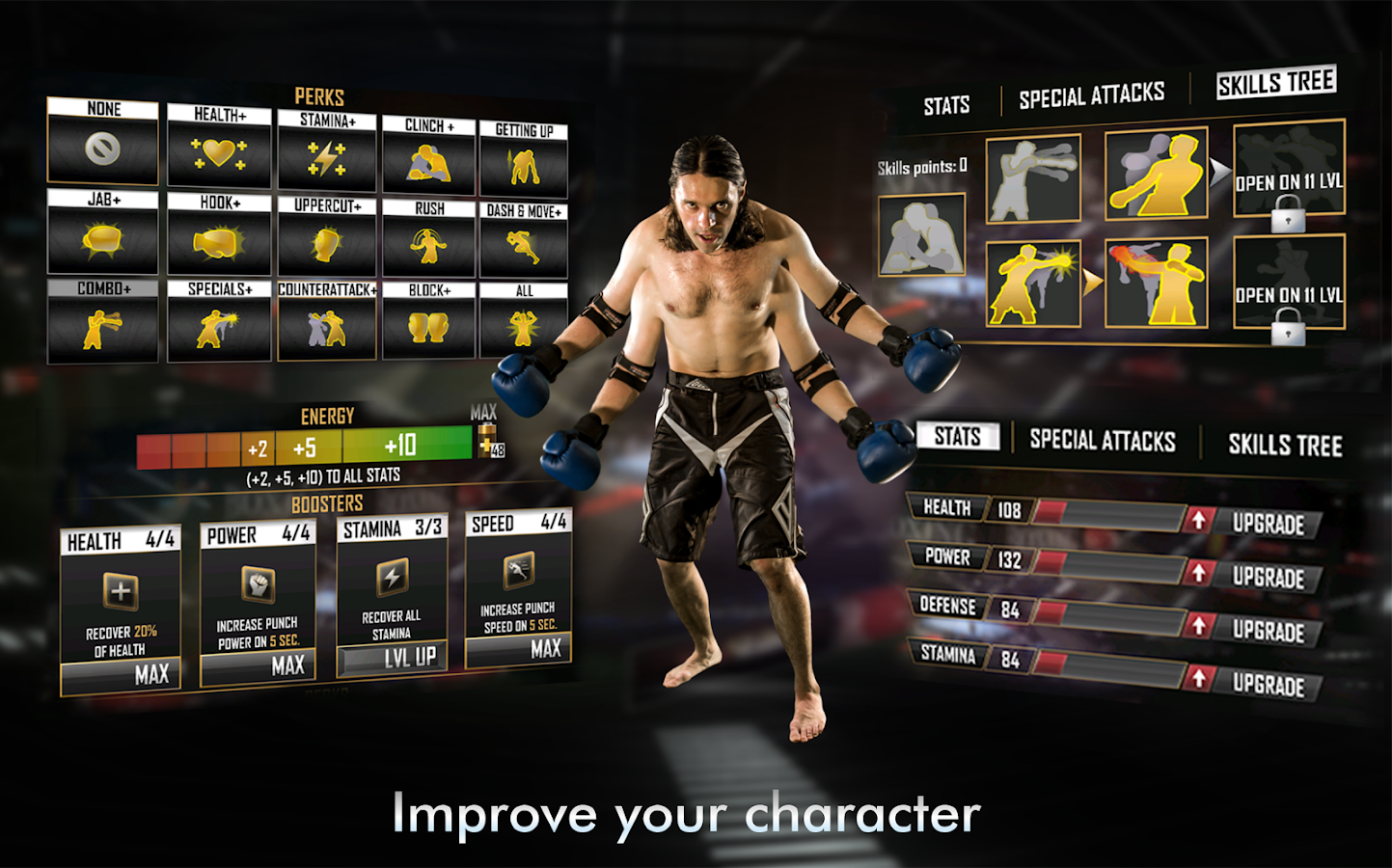 Boxing Combat Screenshot 1