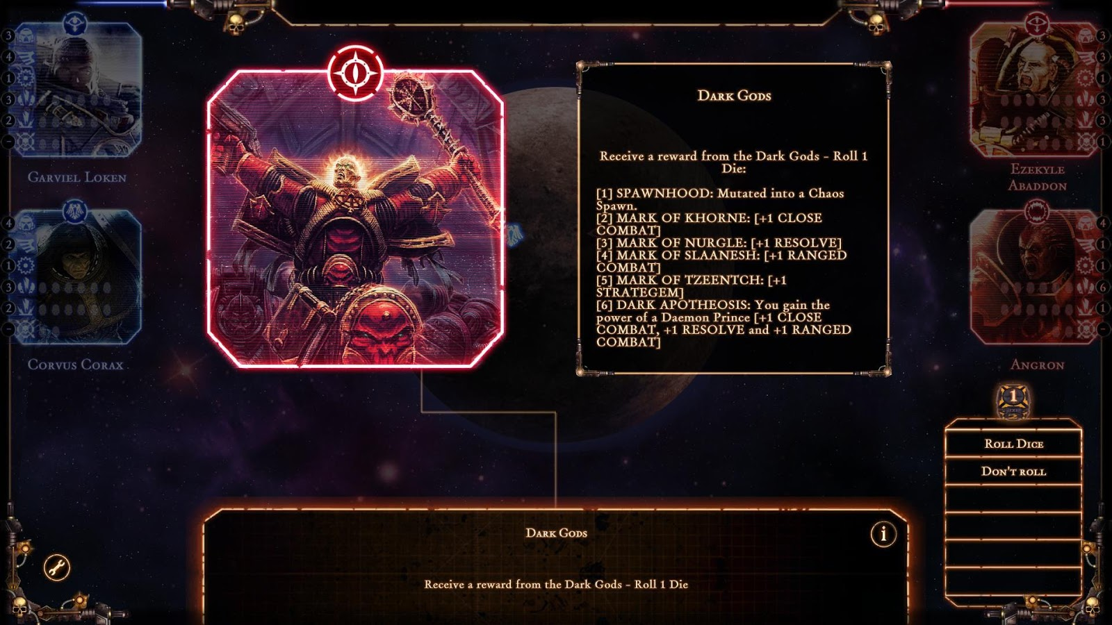 Talisman: The Horus Heresy Screenshot 4