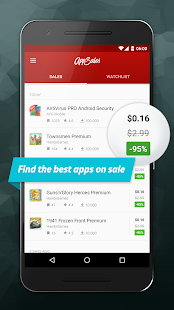 AppSales. Best Apps on Sale- screenshot thumbnail