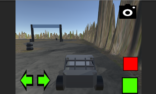 Free Drive Car Race Simulator - screenshot
