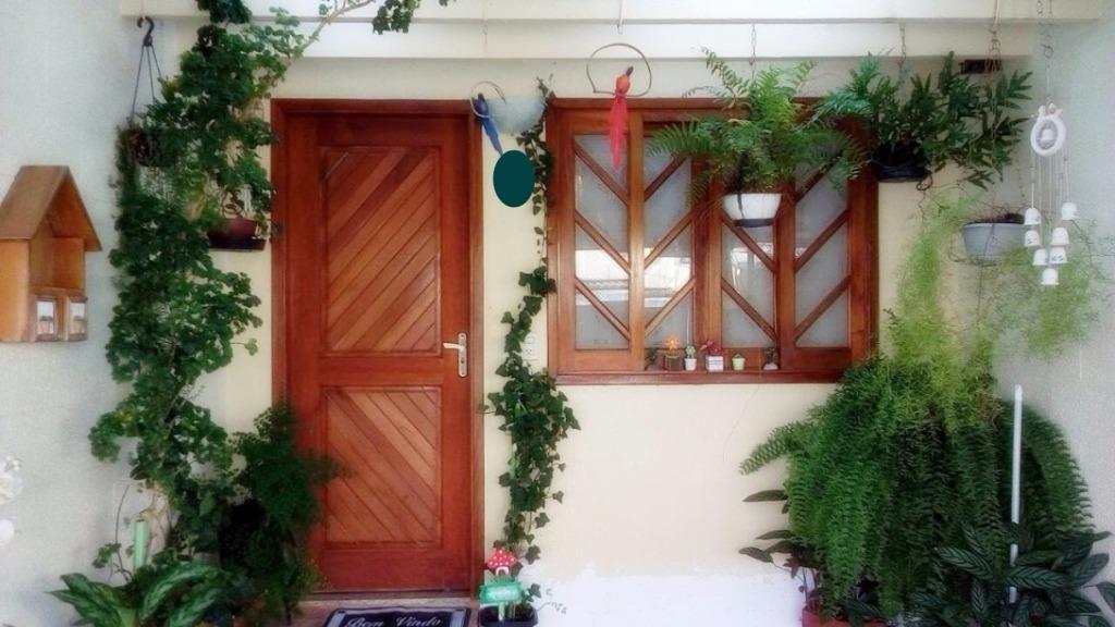 Sobrado residencial à venda, Vila Maria Eugênia, Campinas.