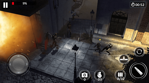 Zombie Walking:Dead Escape