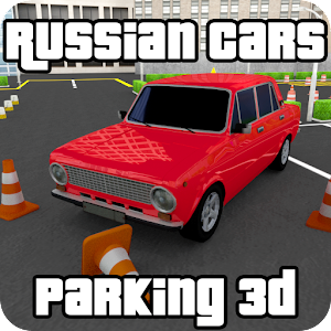 Russian Cars Parking 3D
