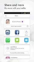 Screenshot of Perfect365: One-Tap Makeover