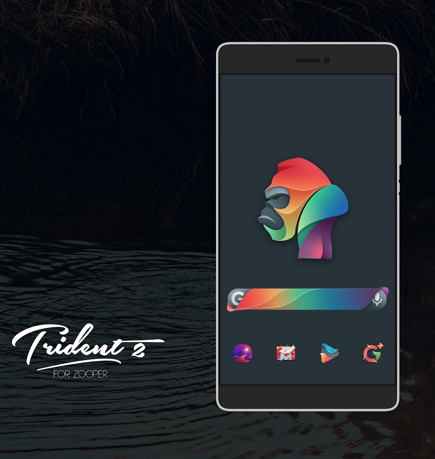 Trident 2 for Zooper Screenshot 3