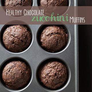 Healthy Chocolate Zucchini Muffins Recipes