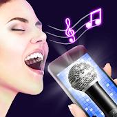 Karaoke voice simulator