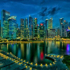 by Ruhiyat Wong - City,  Street & Park  Skylines