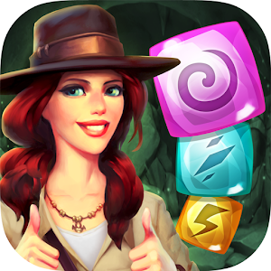 Gems Melody: Matching Puzzle Adventure For PC / Windows 7/8/10 / Mac – Free Download