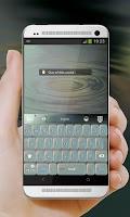 Screenshot of Extraterestrial GO Keyboard