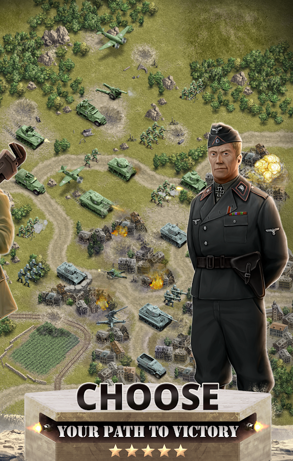 1944 Burning Bridges Premium Screenshot 4