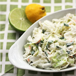 Citrus Coleslaw Salad Dressing Recipes